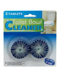 Bulk Buys HB844 Toilet Bowl Cleaner Tablets (Pack of 24)