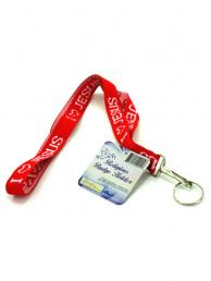Bulk Buys RI241 Religious Lanyard (Pack of 24)